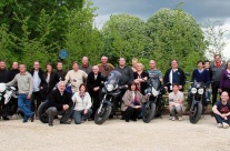 Groupe de Motards Ascension 2013
